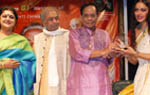 Dr.Vempati Chinna Satyam honored