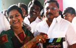 Thoonga Nagaram movie launch