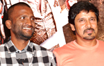 Vikram's Rajapattai team met the press