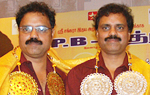 Get ready for Evergreen Legends SPB & Chithra Live-in concert