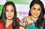 Ramya Krishnan launches Green Trends