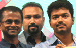 KATHTHI Movie Audio Released