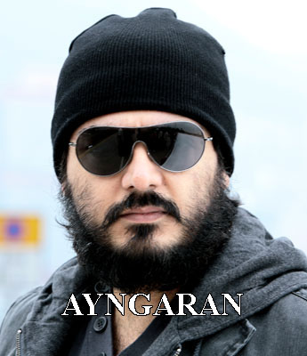 Aegan fight sequence