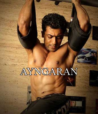 Suriya's forthcoming movie –Ayan