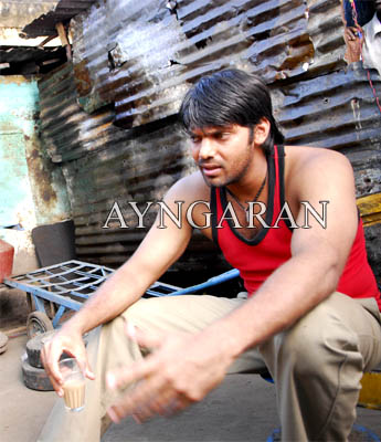 Sarvam Climax- An exclusive report from Ayngaran