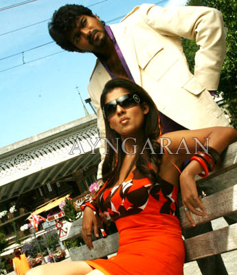 """Villu"" All new images first on Ayngaran"