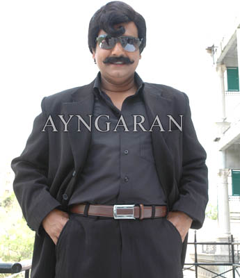 Vivek as 'Suruli Rajan' in Vaada