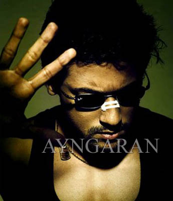 Aadhavan has right mix of everything