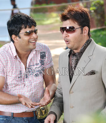Finally 'Guru En Aalu' on big screen