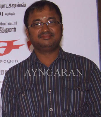 Film Makers should appreciate others movies- Director Saran