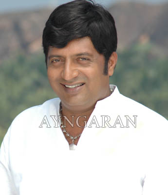 Prakash Raj as 'Prabhakaran'