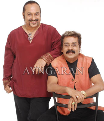 Frisky music from Hariharan and Leslie