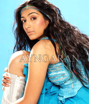 Padmapriya is determined to do tough roles