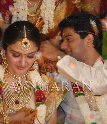 Latest update on Ayngaran – Sridevi wedding and reception images