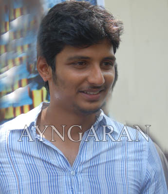 Jiiva's love for action flicks