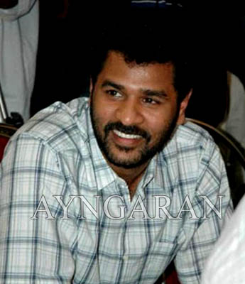 Producer Prabhu Deva