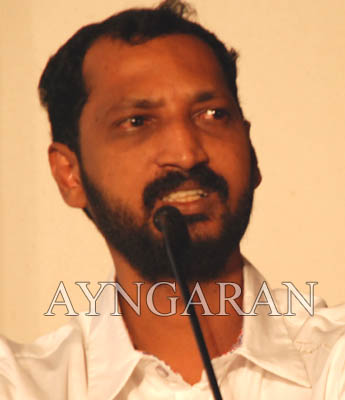 There can't be a better friend than books- Na. Muthukumar