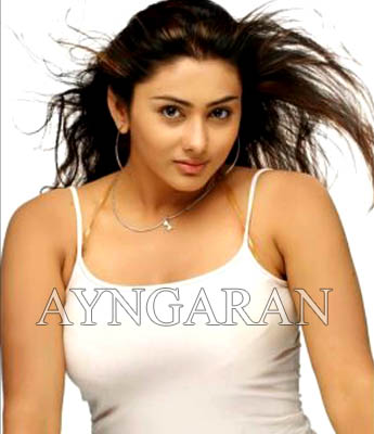 Namitha found a new way to reach fans