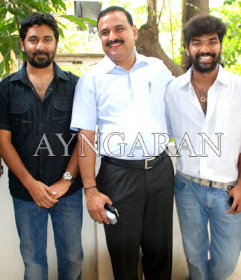 Vamanan director meets the press