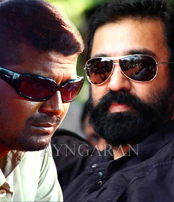 It was just a friendly conversation not about a project together - Director Mysskin