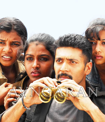 Peraanmai promises thrilling action