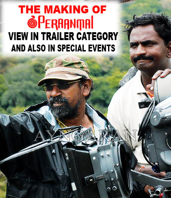 Making of Peraanmai- Exclusive video