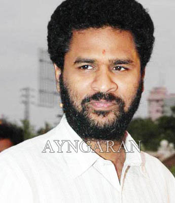 Prabhu Deva to direct a Tamil film