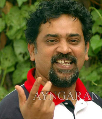 Santhosh Sivan to act in a film