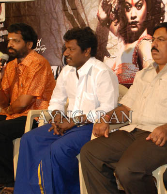 Pournami Nagam press meet