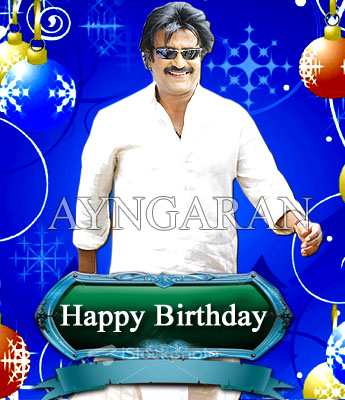 Heartiest Birthday wishes to our superstar