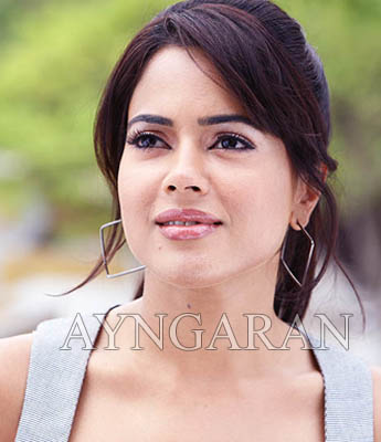 Sameera in a Malayalam movie