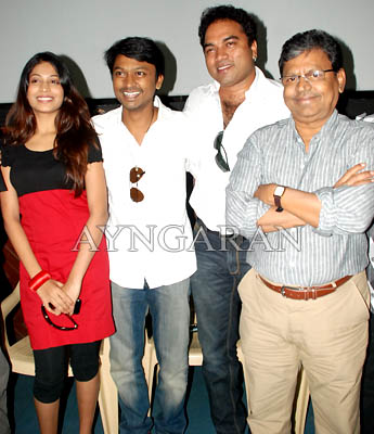 Katradhu Kalavu press meet