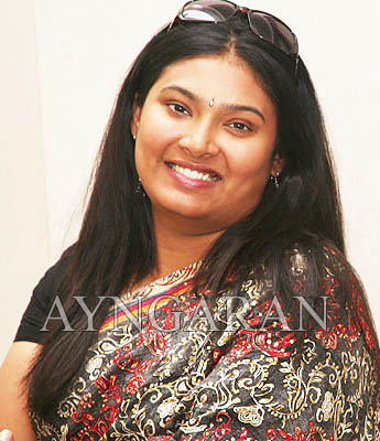 Women power-Director Madhumitha