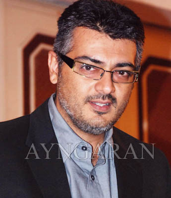 Actor Ajith meets the press
