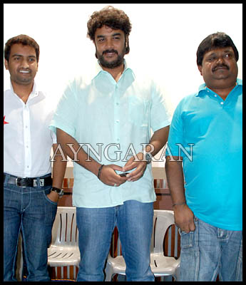 Guru Sishyaan Press meet held
