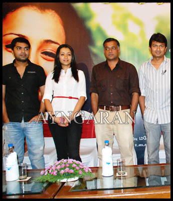Vinnaithaandi Varuvayya Press meet