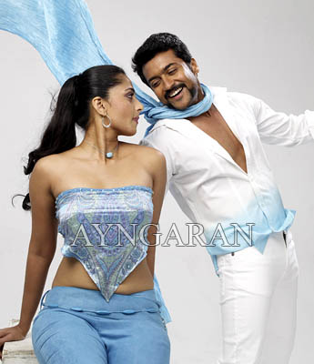 Take a look at SINGAM- Exclusive movie/on-location stills
