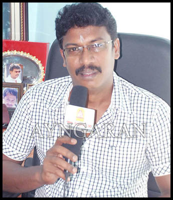 Director Samuthirakkani speaks about Angadi Theru
