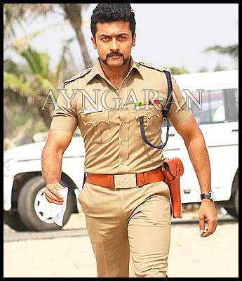 My foothold is in Tamil, says Suriya