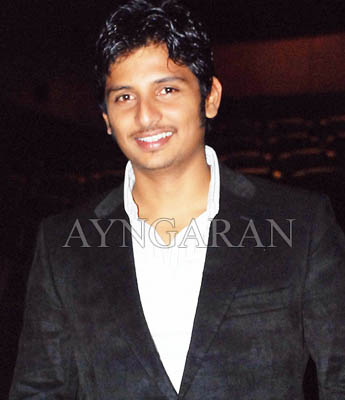 Jiiva will sport a new look