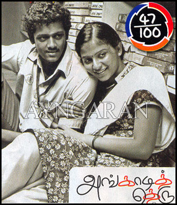Anandha Vikatan Review on Angadi Theru