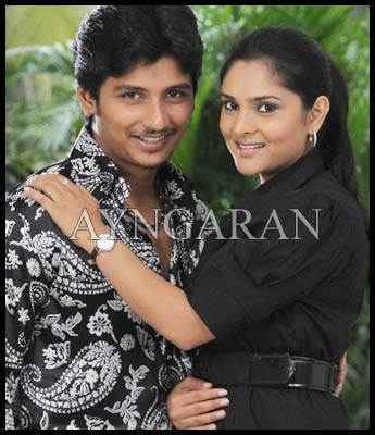 Jiiva looking forward for Singam-Puli