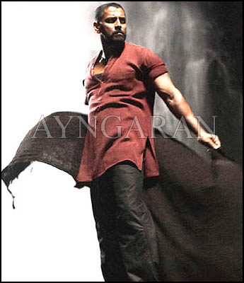 Raavanan Music is just awesome, says Vikram