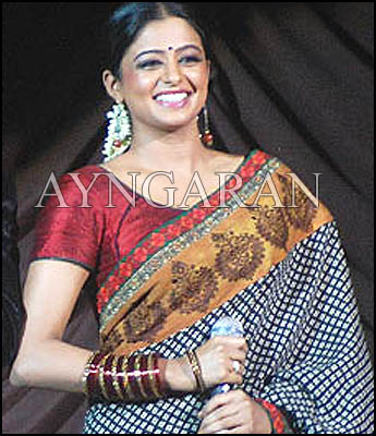 Actress Priyamani is on a high these days