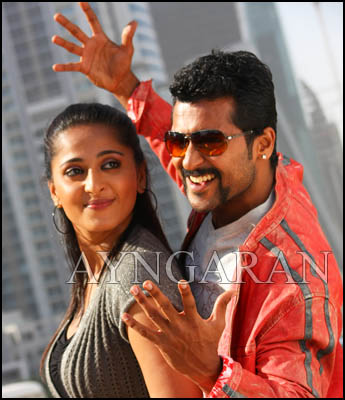 Get geared for Suriya's racy film- Singam