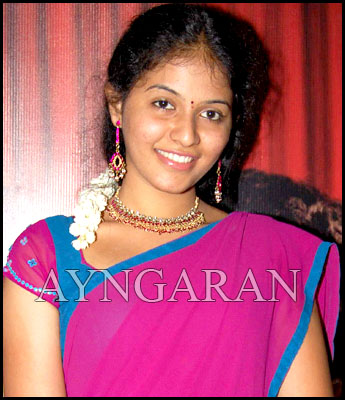 From Home to glam - Anjali