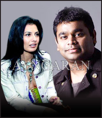 Ritu Beri designs for A.R.Rahman