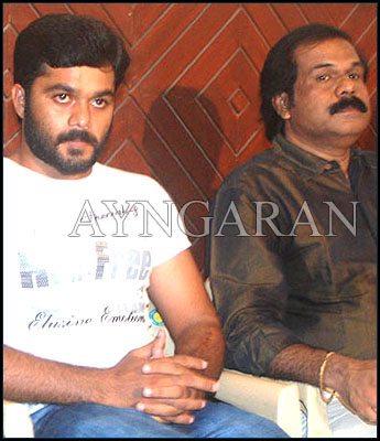Neeyum Naanum Press meet held