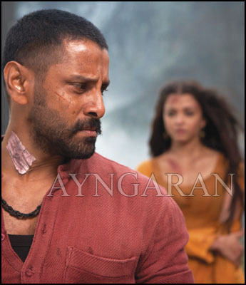 Raavanan –To hit screens soon