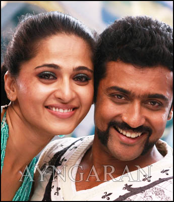 Suriya's action packed Singam create waves